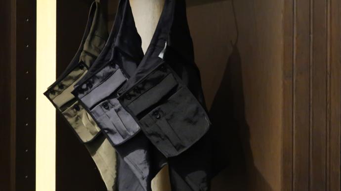 amachi. Detachable Pocket Shorts