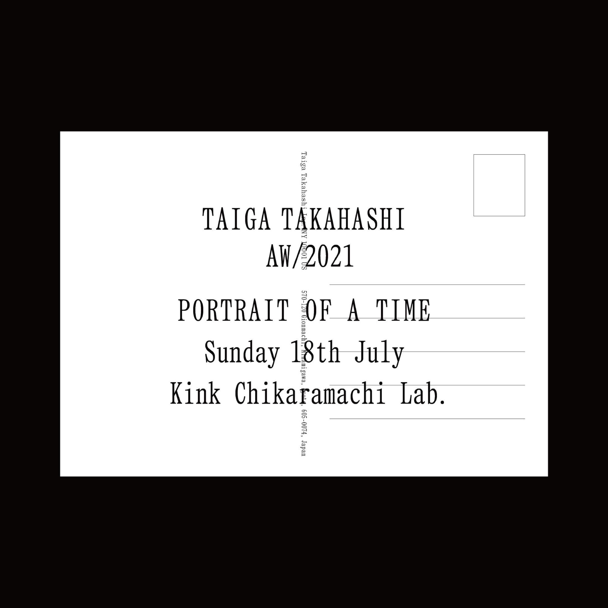 TAIGA TAKAHASHI
